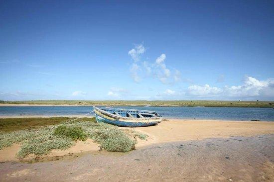 La Sultana Oualidia: La Lagune