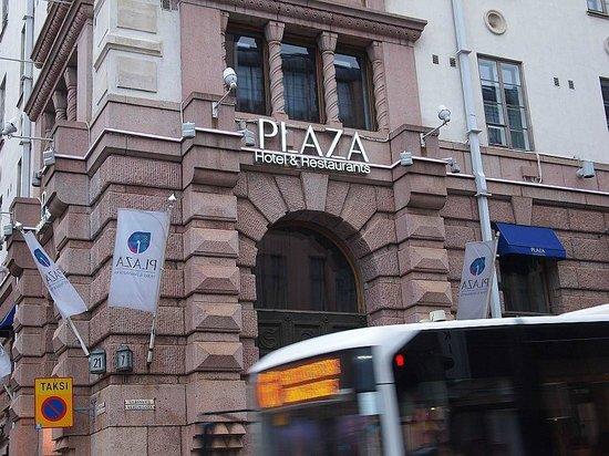 Radisson Blu Plaza Hotel, Helsinki : Outdoor view