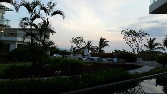 Sheraton Bali Kuta Resort: View dari kamar
