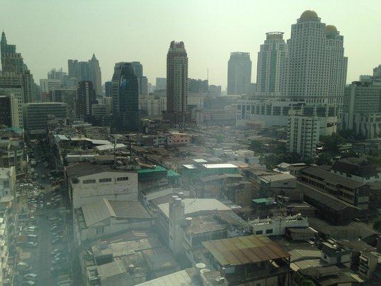 Ramada D MA Bangkok : View from room