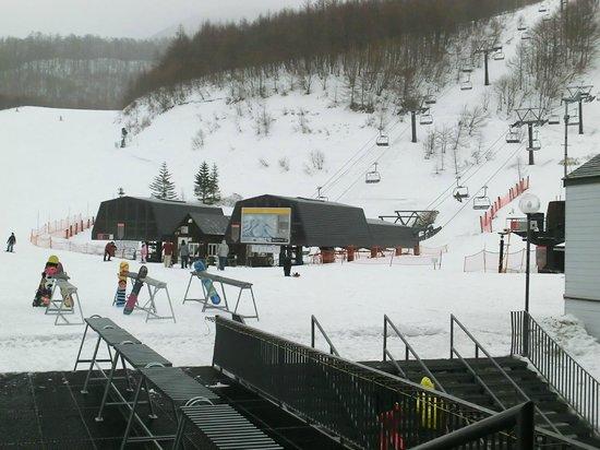Kawaba Ski Place: ゲレンデ