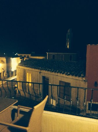 Hotel I Graniti : View fro the room 104