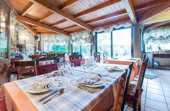 Casa das Pias: Comedor