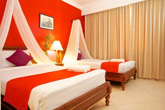 Boutique Cambo Hotel: Superior Twin Ensuite