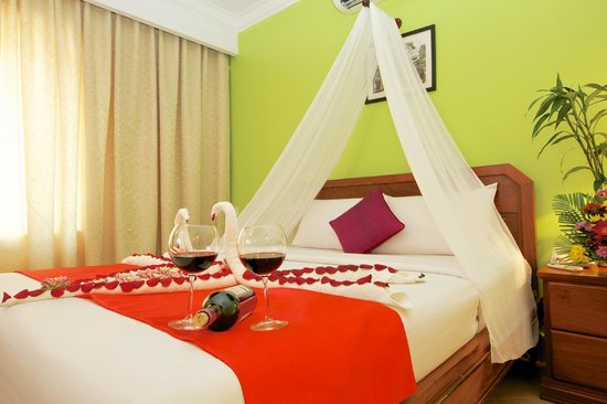 Boutique Cambo Hotel: Deluxe Double Ensuite