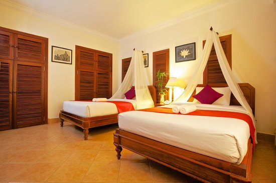 Boutique Cambo Hotel: Family Connecting