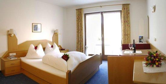 Cameria doppia dell'hotel Trenker