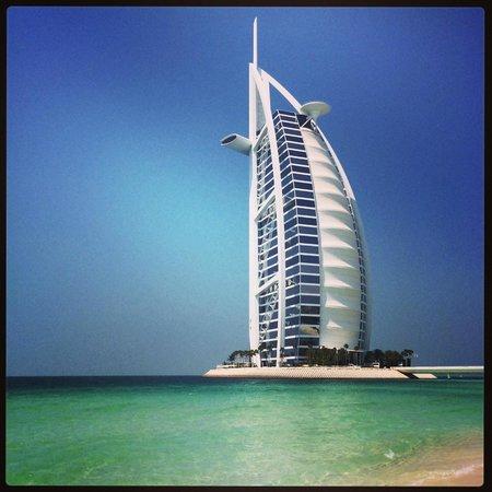 Jumeirah Emirates Towers: Access to Madinat Jumeirah Private Beach