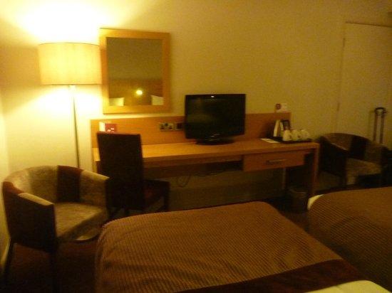 Jurys Inn Manchester City Centre: room