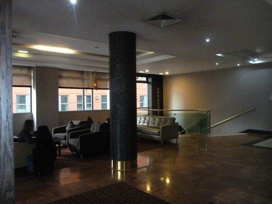 Jurys Inn Manchester : lobby