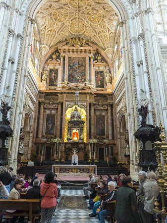 Moschee-Kathedrale (Mezquita de Córdoba): Christian Cathedral