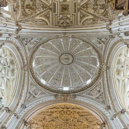 Moschee-Kathedrale (Mezquita de Córdoba): Roof detail