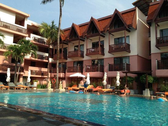 Seaview Patong Hotel: Hotel