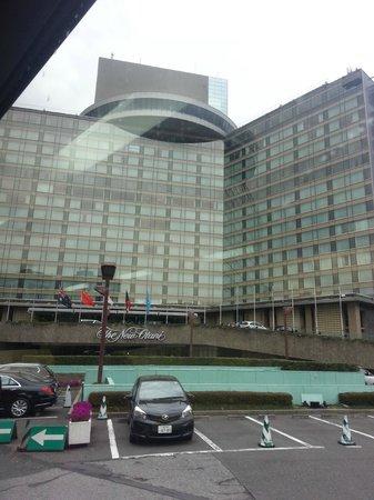 Hotel New Otani Tokyo The Main: main entrance