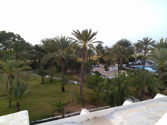 Club Med Djerba la Douce : Vue de la terrasse