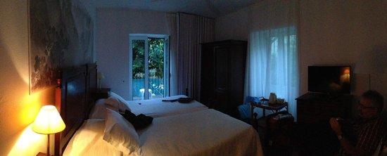 Vila Vicencia : Vårt rum