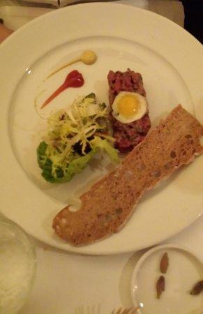 Neuf Amsterdam B.V.: steak tartaar