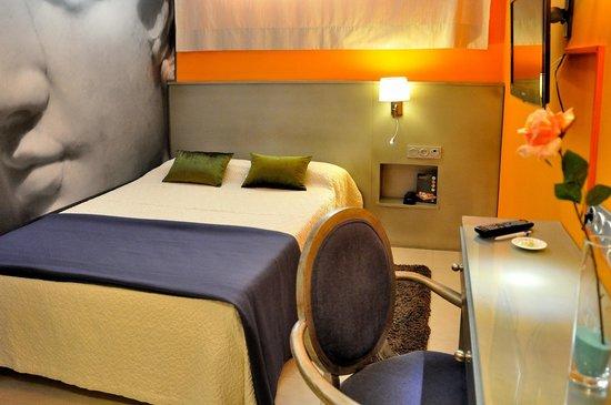 Globales Acis & Galatea Hotel: Habitación individual