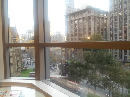 The Westin Melbourne: View from Classic Room