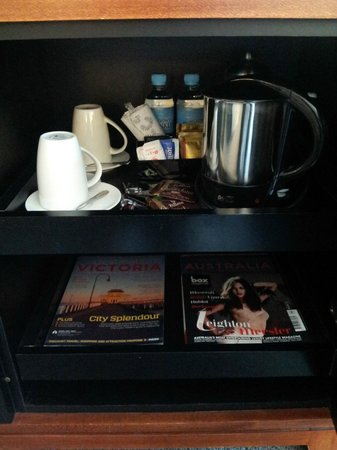 The Westin Melbourne: Mini Bar