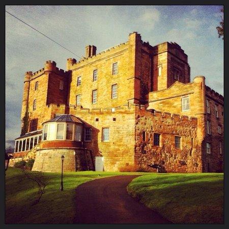 Dalhousie Castle: The castle