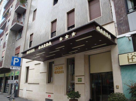 Hotel Garda: 外観