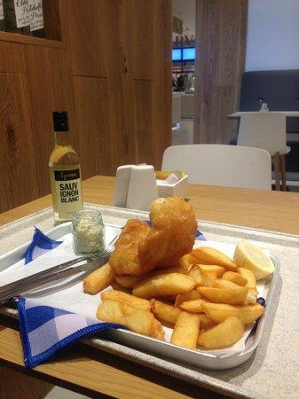 Debenhams: Fish & Chips