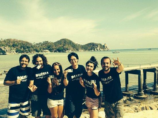 Ihasia Diving Koh Tao : Amigos Koh Tao