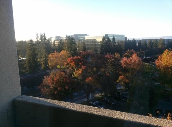 DoubleTree by Hilton San Jose : View from my room