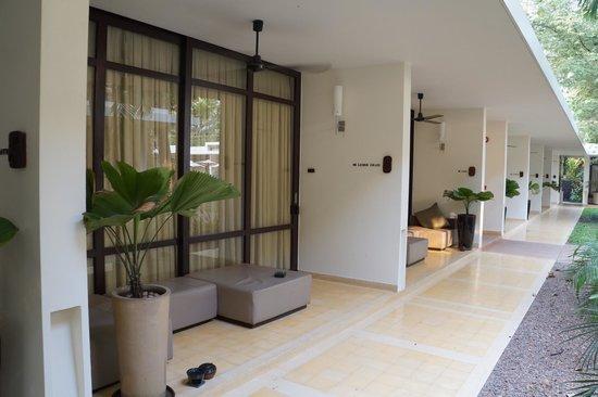FCC Angkor : The Lemongrass Room.