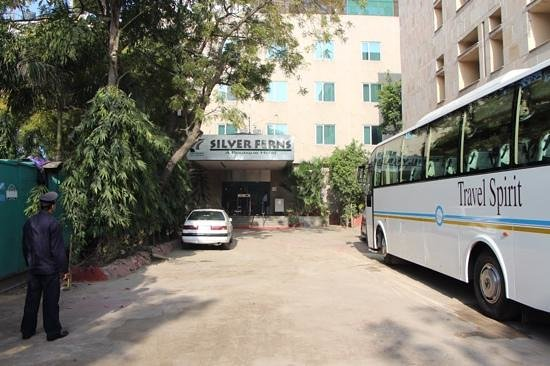 Silver Ferns Hotel: hotel in delhi