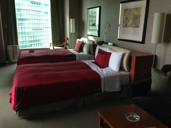 Royal Park Hotel The Shiodome, Tokyo: ベッド