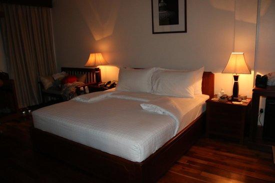Saem Siemreap Hotel : Family Room- Parent Room