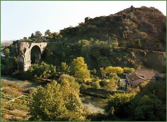 Mulino Dei Marchesi Eroli: Mulino Eroli e Ponte d'Augusto