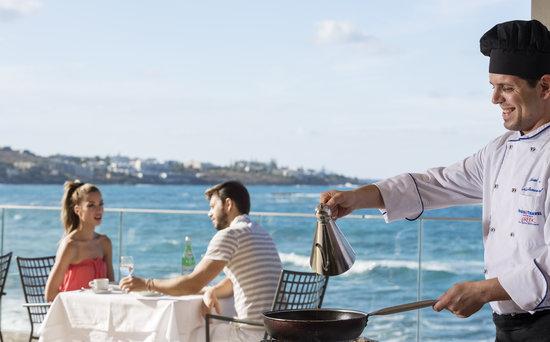 Aktia Lounge Hotel & Spa : Terrace