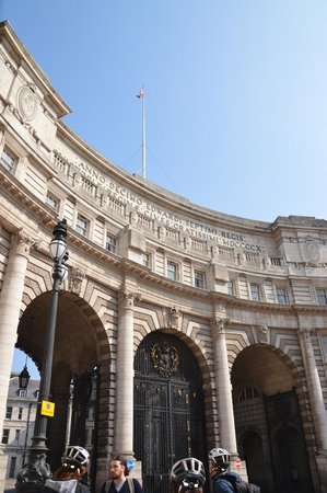 Tally Ho! Cycle Tours : Admiralty Arch