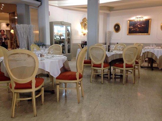 Hotel Mioni Pezzato: Sala da pranzo