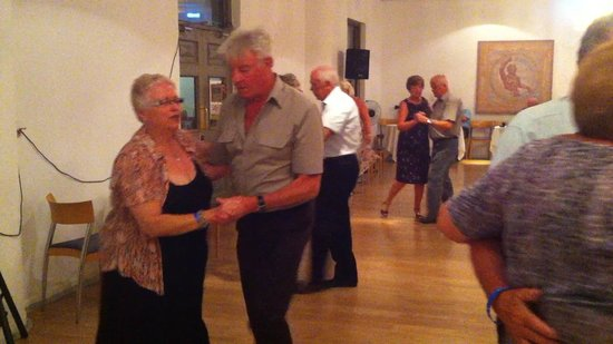 Louis Phaethon Beach: Sequence and Ballroom Dancing in the Zeus Room