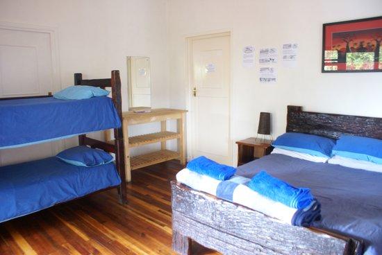 Island Vibe Knysna: bedroom