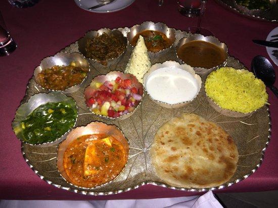Hanwant Mahal Restaurant Jodhpur Menu