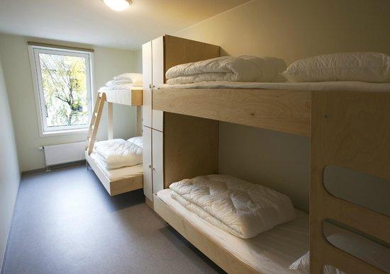Trondheim Vandrerhjem: dormitory