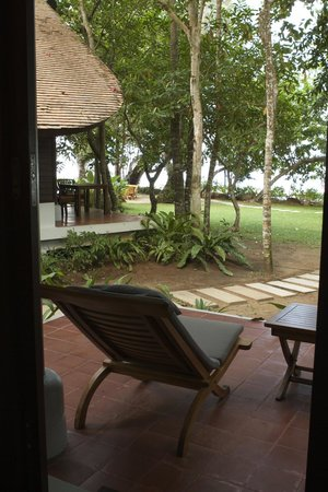 The Tubkaak Krabi Boutique Resort : View from Seaview Room