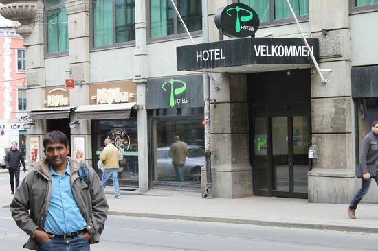 P-Hotels Oslo: P Hotel