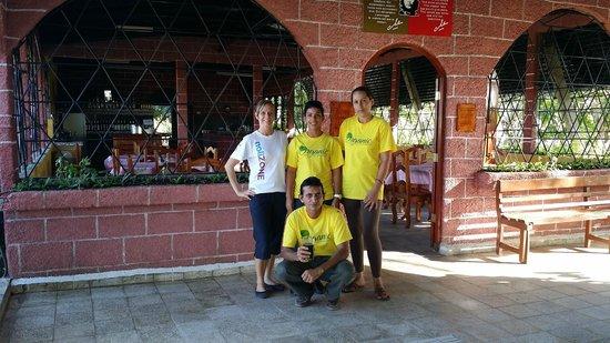 Bravo Caracol: Organic Restaurant & Gardens
