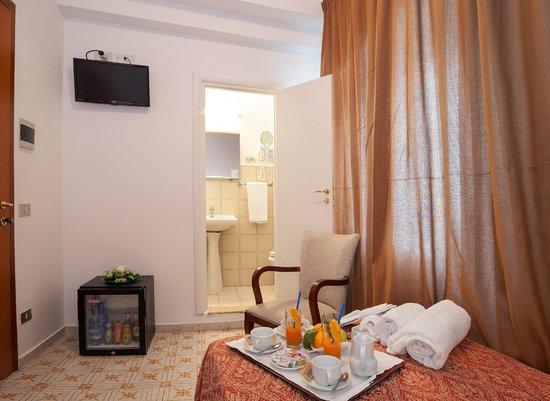 Hotel Caruso: Camera da letto