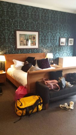 Hotel du Vin York: The room