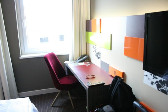 pentahotel Vienna: second room
