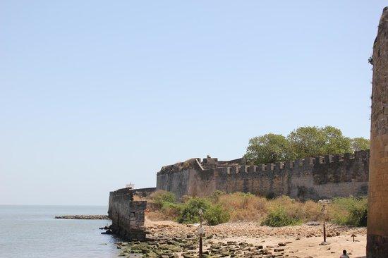 Diu Fort: Fort Ramparts