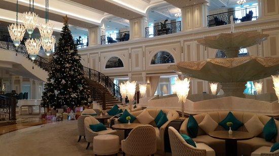 Waldorf Astoria Ras Al Khaimah : Luxury Lobby