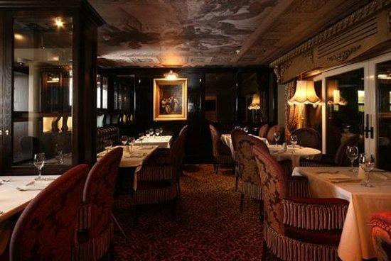 The Town House Durham: restaurant
